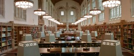 College Library Reading Room